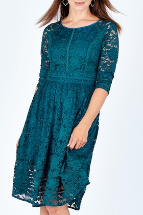 bird by design The Define Lace Dress