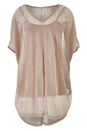 PQ Collection Hi-low Miracle Top