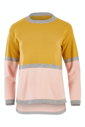 handpicked by birds Side Buttoned Sweater