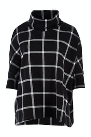 The Check Pullover