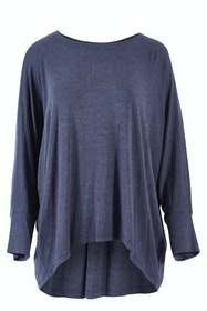 The Relaxed Batwing Top
