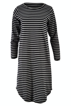 bird keepers The Curved Midi Dress