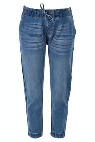 The Pull On Jogger Jean
