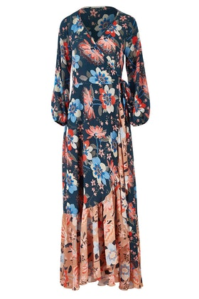 boho bird Wild One Maxi Dress