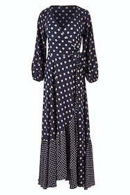 Spotty About You Maxi Dress