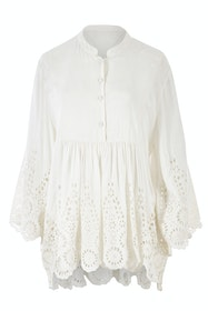 Romance In The Air Blouse
