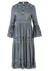 Folklore Embroidered Dress