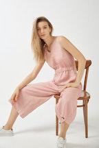 JAG Lulu Linen Jumpsuit