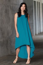 bird by design The Flowy High Low Hem Dress