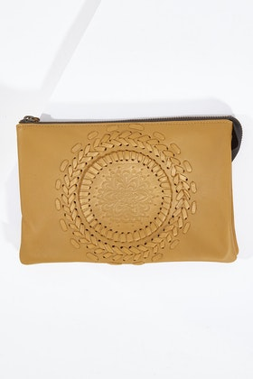 Brave & True Genesis Clutch Bag