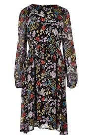 Odette Dress Garden Dweller