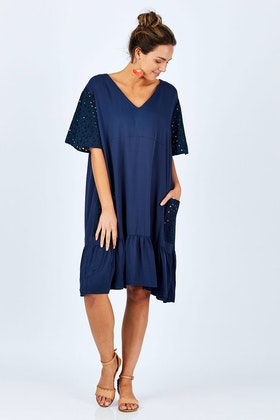 PQ Collection Eloquence Tunic Dress