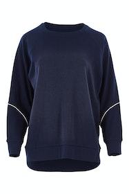 Tillfallig Piped Sweatshirt