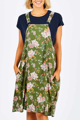 handpicked by birds Pinafore