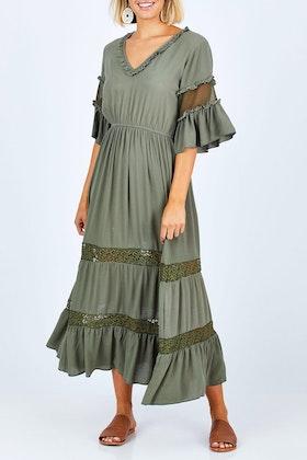 Sanctum Signals Dress