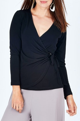 bird by design The Side Ring Detail Blouse