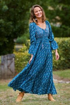 Farrah Maxi Dress