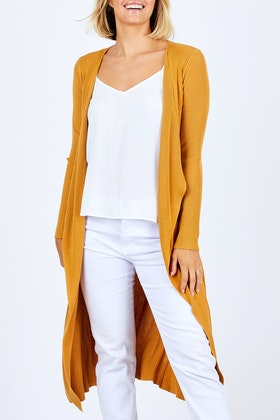 Sass Close Encounter Longline Cardi