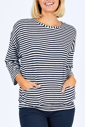 bird keepers The Slouch Pocket Tee