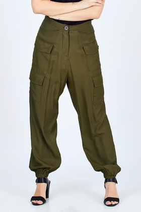 boho bird My Pocket Pants