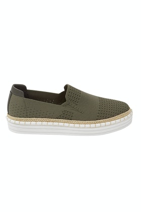 Verali Queen Stretch Knit Flat