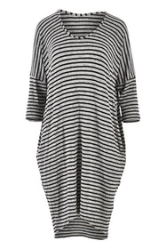 The Striped Everyday Tunic Dress