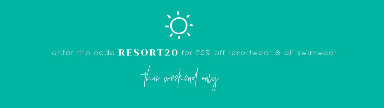 Resortwear Flash Sale