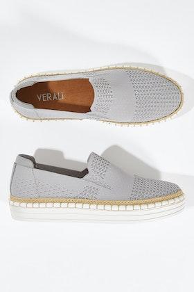 Verali Queen Stretch Knit Flat
