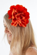 Morgan & Taylor Single Flower Fascinator Band