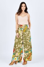 boho bird To The Beat Of The Drum Pants