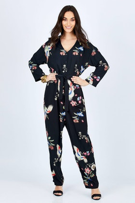 66977e7ede2 boho bird Come Fly With Me Jumpsuit