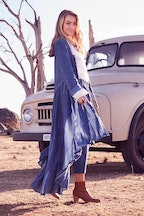 boho bird Wild Open Spaces Maxi Dress