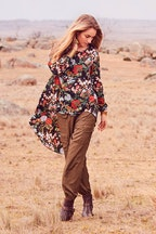 boho bird My Pocket Pants
