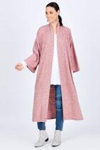 boho bird Kimono And Me Cardi