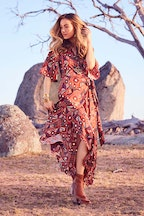 boho bird Maximum Impact Dress