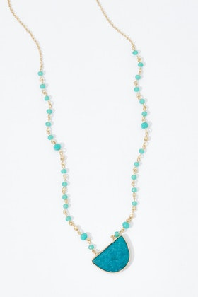 GxG Collective Mary Semi Precious Necklace