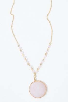 GxG Collective April Semi Precious Necklace
