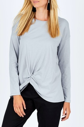 bird keepers The Twist Front Top