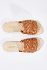 Tucson Leather Sandal