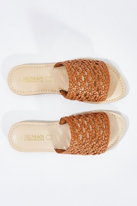Human Premium Tucson Leather Sandal