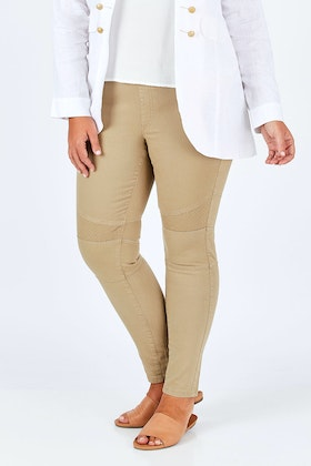 boho bird DAILY DEAL- Wild One Stitched Jeggings