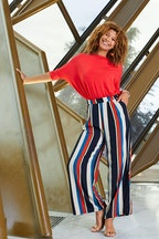 handpicked by birds Printed Pant