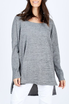 boho bird Chill Out Slouch Top