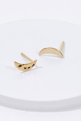 Najo Lil Luna Stud Earrings