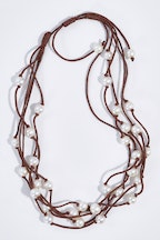 Lush Designs Boho Strand Necklace