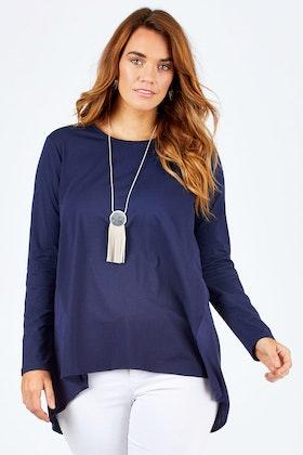 Threadz Long Sleeve Layer Top
