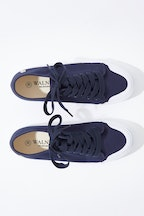 Walnut Empire Canvas Sneaker