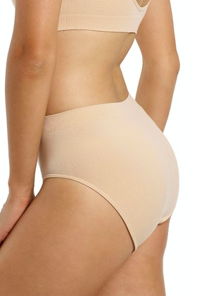 Ambra Body Soft Hi Cut Brief