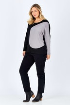 Cordelia St Micro Cord Pant