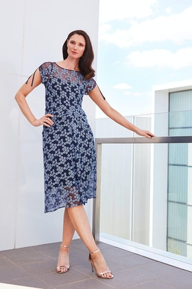 2652eecf762 Sacha Drake Jacklin Dress